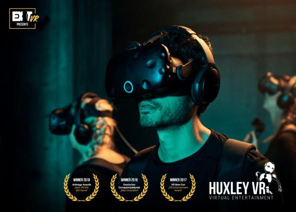 mobile VR Escape Game