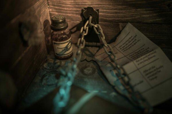 Rätseltruhe Der Piratenschatz
